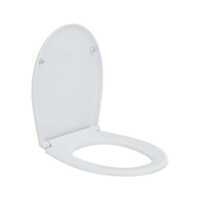 Сиденье для унитаза IDDIS из полипропилена, Soft Close, 004, IDDIS, 004PPS3i31