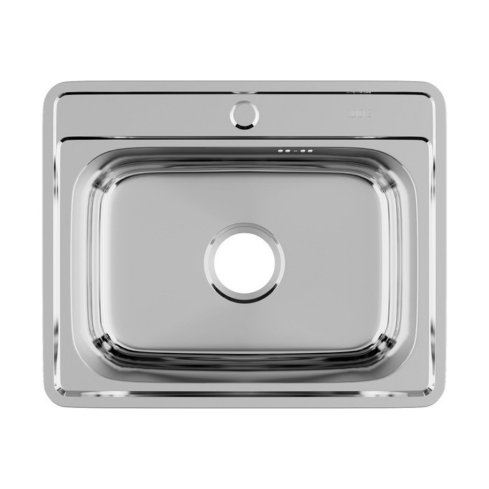Кухонная мойка IDDIS Basic (BAS53P0i77)