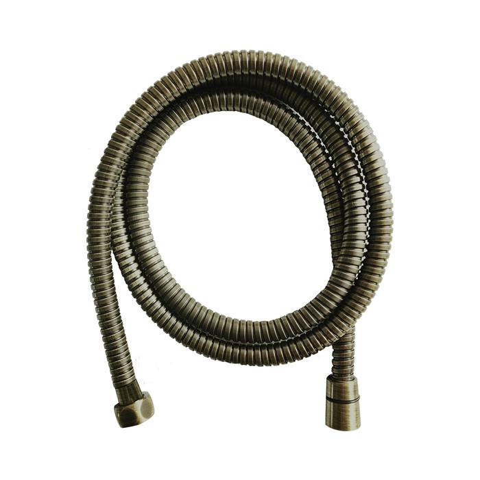 Душевой шланг IDDIS Shower Hose 150 см, металл, бронза (030S15Bi19)
