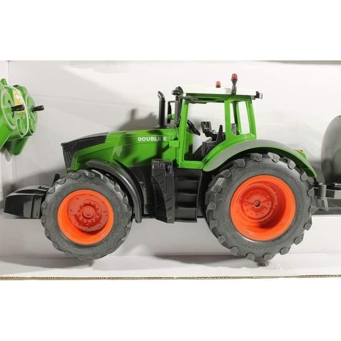 Радиоуправляемый сельскохозяйственный трактор Double Eagle с поливальной установкой 1:16