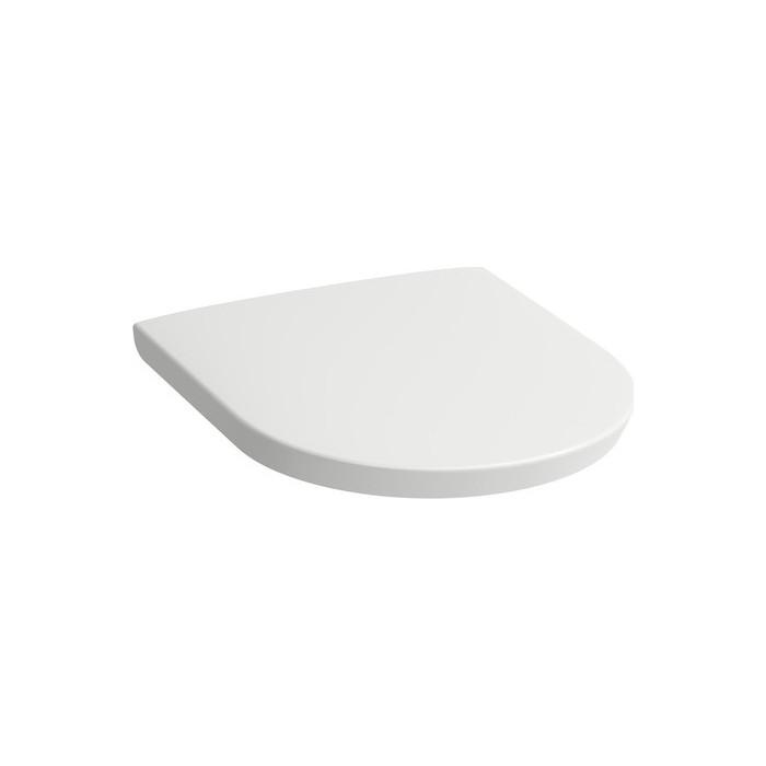 Крышка-сиденье для унитаза Laufen New Classic с микролифтом (8.9185.1.000.000.1)