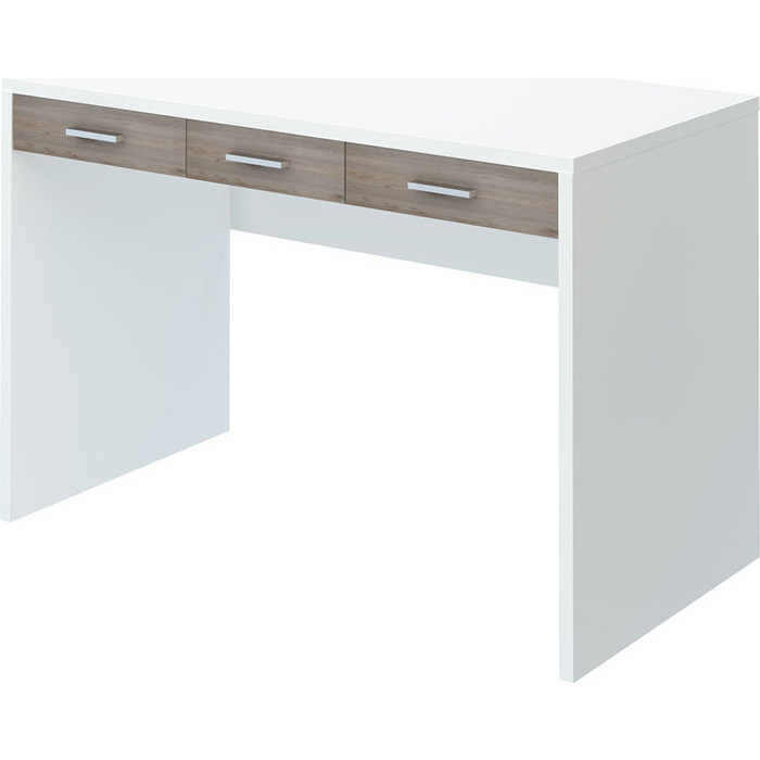 Стол компьютерный МЭРДЭС СП-32С БЕН белый/нельсон компьютерный стол мэрдэс домино нельсон сп 32с шхг 120х68 см цвет нельсон