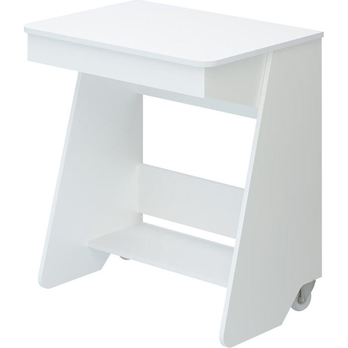 Стол компьютерный МЭРДЭС СК-7 БЕ белый