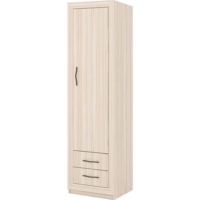 Платяной шкаф МЭРДЭС Пл-60/45 КК карамель/карамель