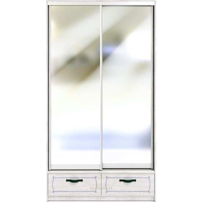 Шкаф-купе СКАНД-МЕБЕЛЬ Регата 2-3 шкаф сканд мебель регата 5
