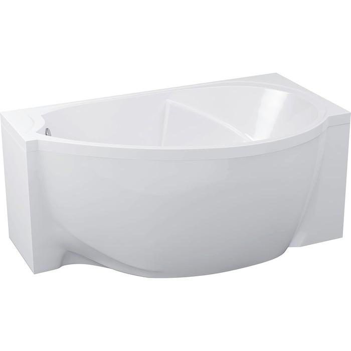 Ванна из литого мрамора Цвет и Стиль Аура 160x90 правая (НФ-00000782)
