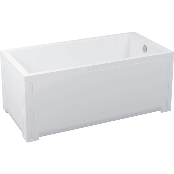 Ванна из литого мрамора Цвет и Стиль Джерси 160x80 (НФ-00005826)