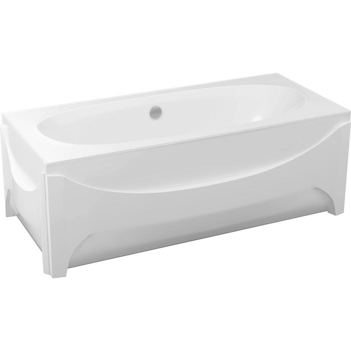 Ванна из литого мрамора Цвет и Стиль Домино 180x80 (НФ-00005830)
