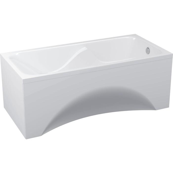 Ванна из литого мрамора Цвет и Стиль Каприз НТ+ 170x80 (НФ-00005833)
