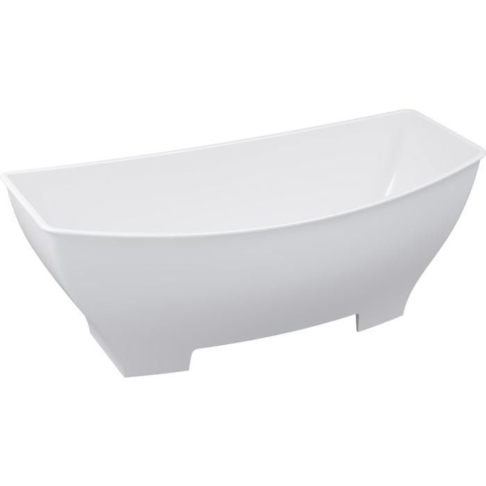 Ванна из литого мрамора Цвет и Стиль Сиеста 165x80 (НФ-00005507)
