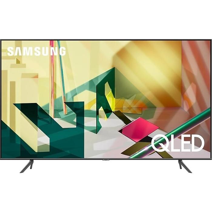 Фото - QLED Телевизор Samsung QE55Q70TAU qled телевизор samsung qe55q90tau