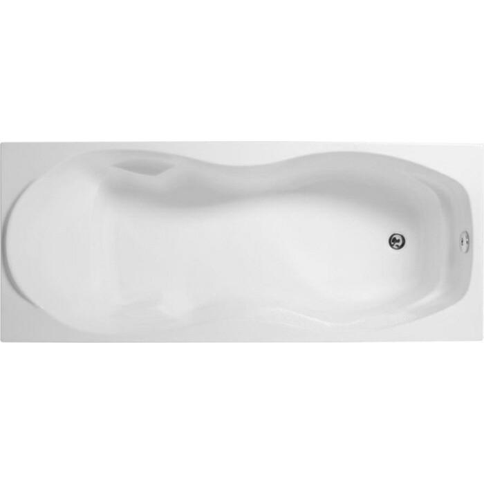 Акриловая ванна Aquanet Tessa New 170x70 с каркасом, без гидромассажа (242925)