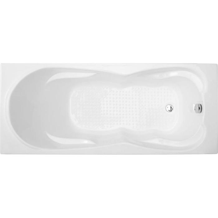 Акриловая ванна Aquanet Viola New 180х75 с каркасом, без гидромассажа (242745)