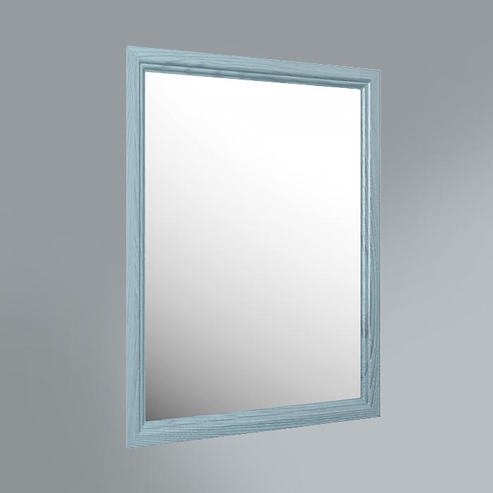 Зеркало Kerama Marazzi Pompei 60 в багетной раме, с подсветкой, синее (PR.mi.60\BLU)