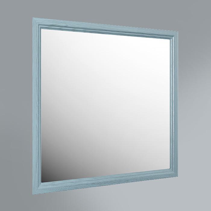 Зеркало Kerama Marazzi Pompei 80 в багетной раме, с подсветкой, синее (PR.mi.80\BLU)