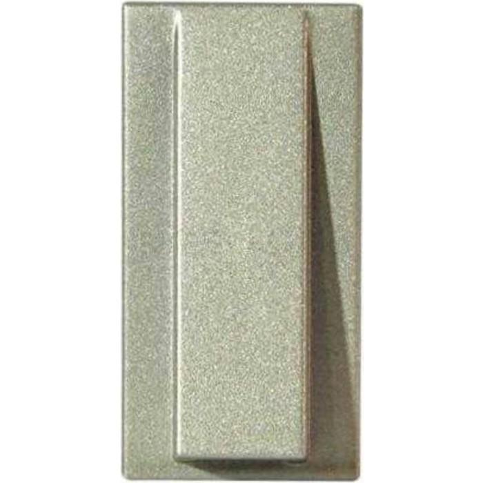 Лицевая панель ABB Zenit вывода кабеля шампань