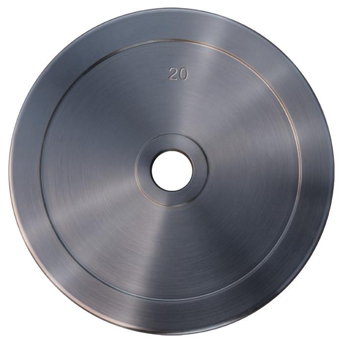 Диск хромированный ProfiGym 31 мм. 20 кг.