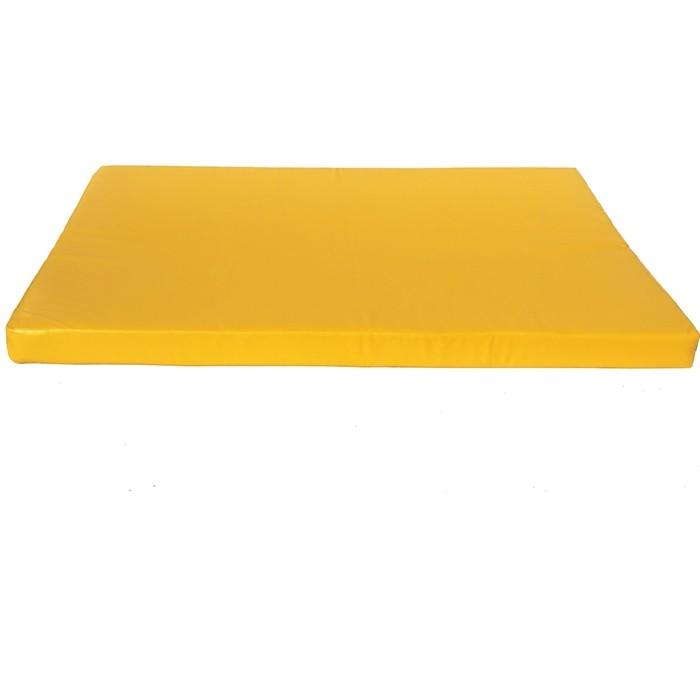 Мат КМС № 9 (100 x 150 10) жёлтый