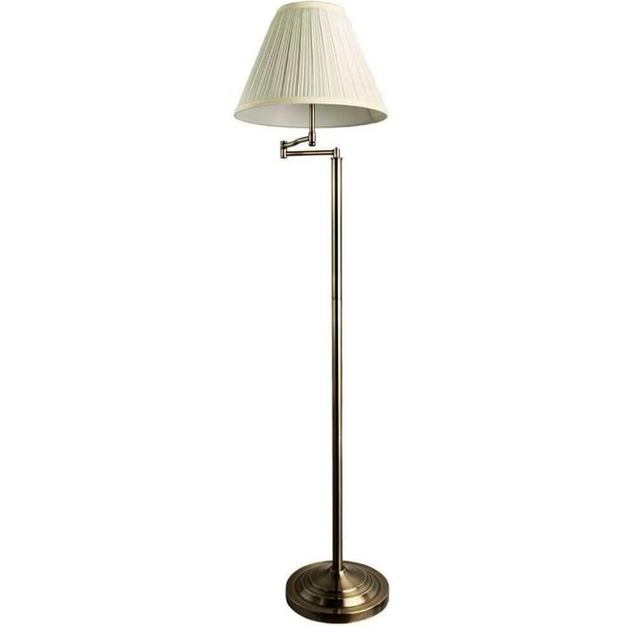 Торшер Arte Lamp A2872PN-1AB