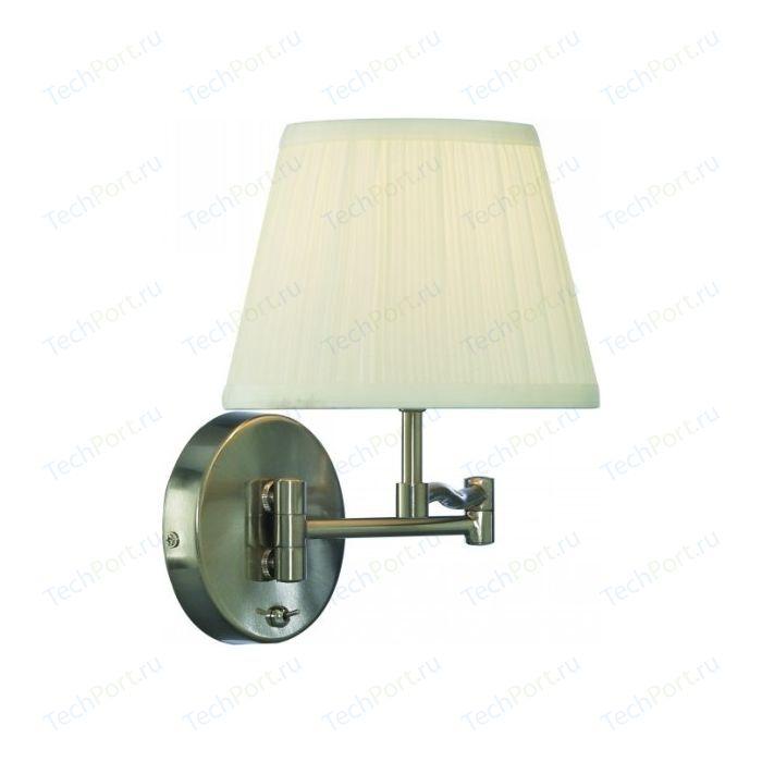 Бра Arte Lamp A2872AP-1SS бра arte lamp a2872ap 1ab california