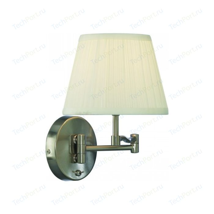 Бра Arte Lamp A2872AP-1SS