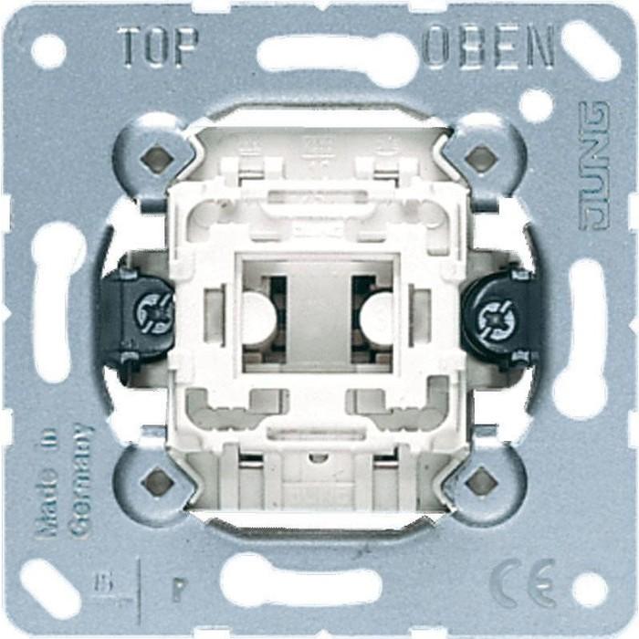 Механизм Jung переключателя 1-клавишного перекрестного 507U