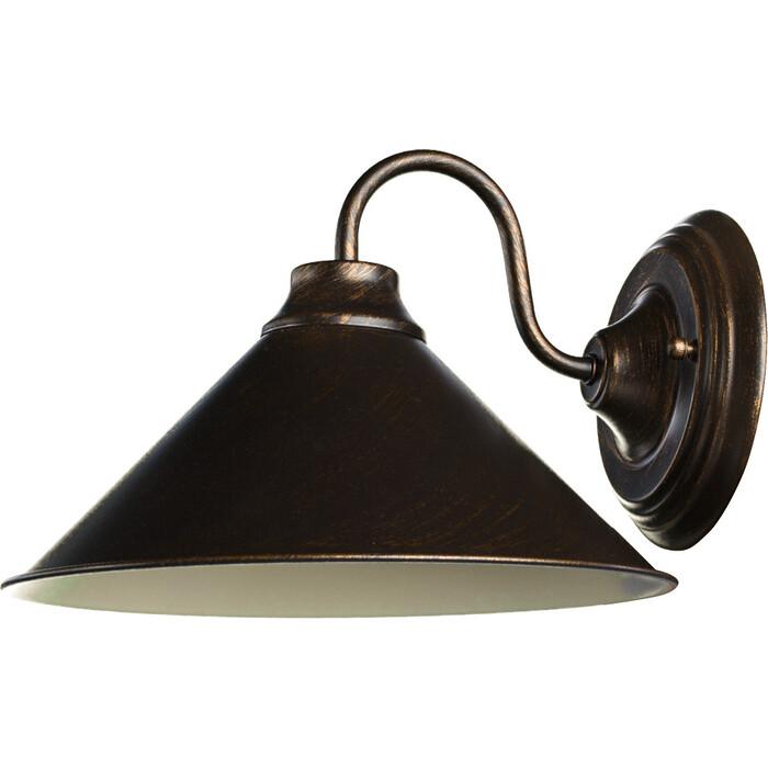 Бра Arte Lamp A9330AP-1BR настенный светильник arte lamp bevel a9330ap 1br 60 вт