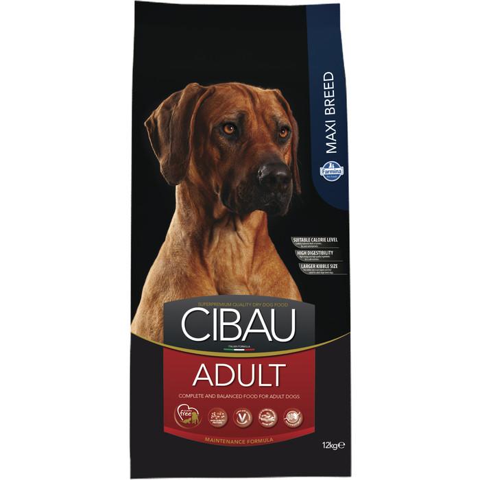 Сухой корм Farmina CIBAU Adult Maxi для взрослых собак крупных пород 12кг