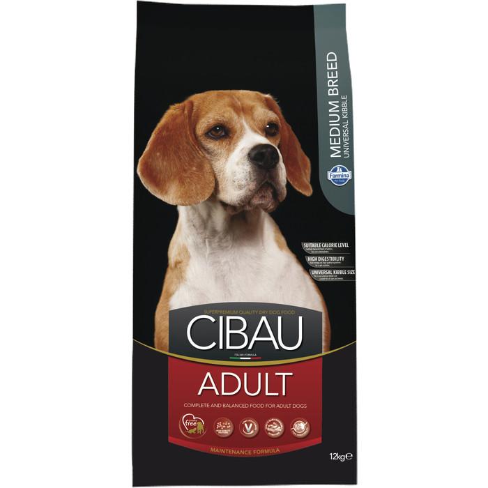 Сухой корм Farmina CIBAU Adult Medim для взрослых собак средних пород 12кг