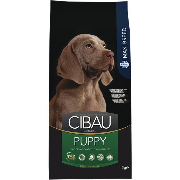 Сухой корм Farmina CIBAU Puppy Maxi для щенков крупных пород 12кг