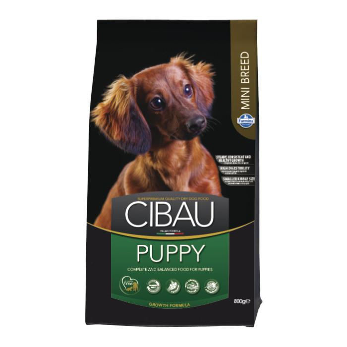 Сухой корм Farmina CIBAU Puppy Mini для щенков мелких пород 800г