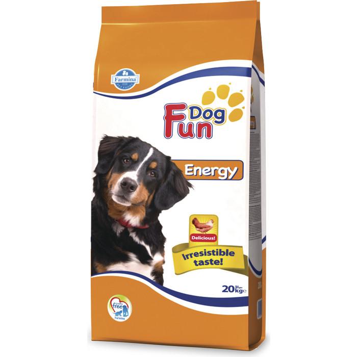 Сухой корм Farmina Fun Dog Adult Chicken с курицей для активных собак 20кг