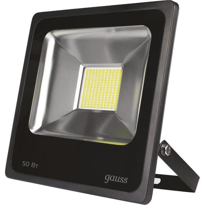 Прожектор Gauss светодиодный 50W 613100350