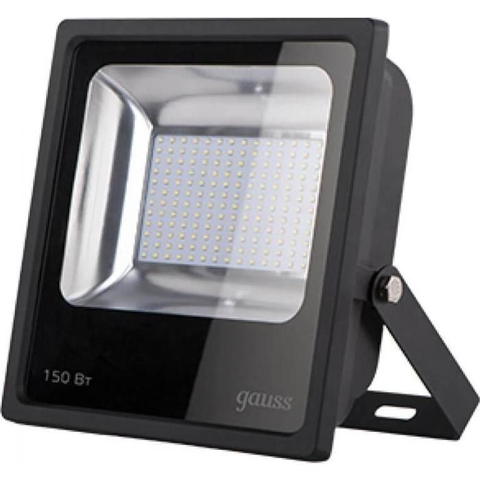 Прожектор Gauss светодиодный 150W 613100150