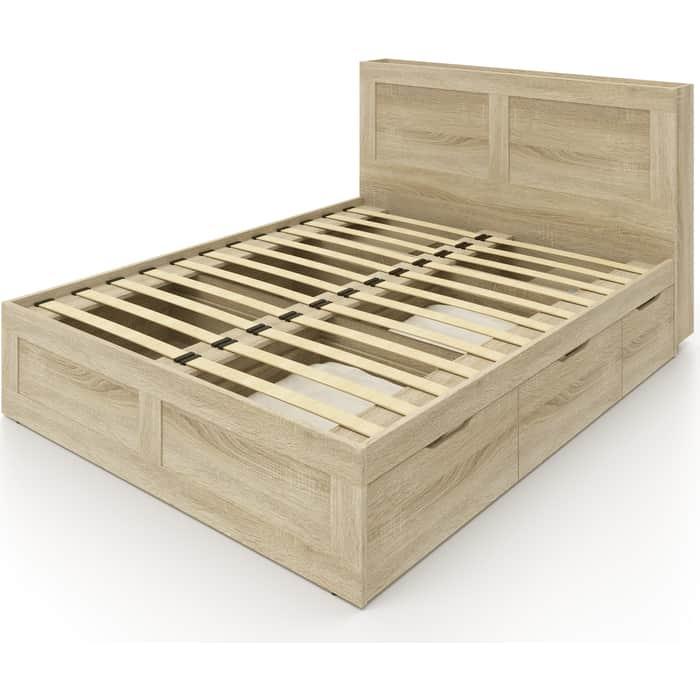 Фото - СКАНД-МЕБЕЛЬ Кровать Шервуд-3К 160x200 максимум кровать сканд мебель шервуд кш 2 2