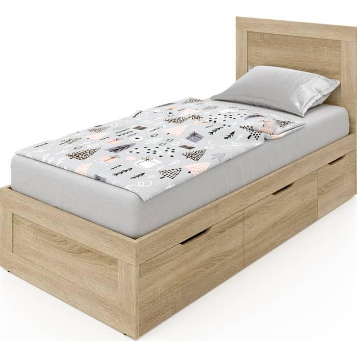 Фото - СКАНД-МЕБЕЛЬ Кровать Шервуд-4С 90x200 максимум кровать сканд мебель шервуд кш 2 2