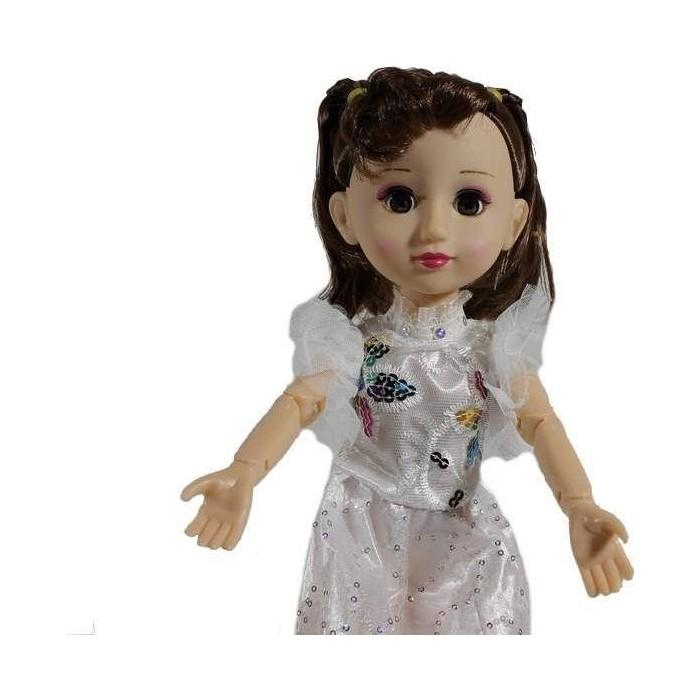 Кукла интерактивная Zhorya Загадочная принцесса Света, звук, свет