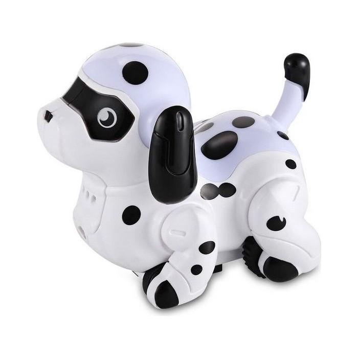 Робот-собачка Happy Cow 777-614, сенсор, движется по линии, свет, звук