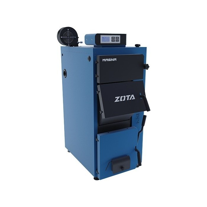 Котел твердотопливный Zota Magna 20 кВт (MG 493112 0020)