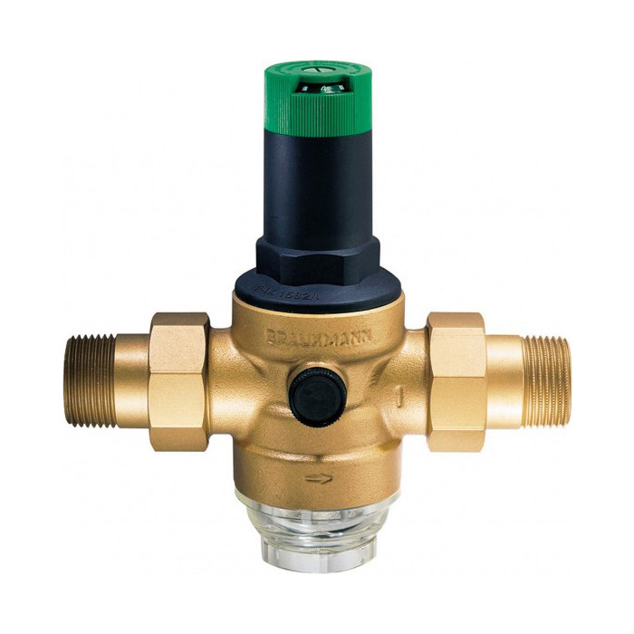 Клапан понижения давления Honeywell (D06F-1 1/2A)
