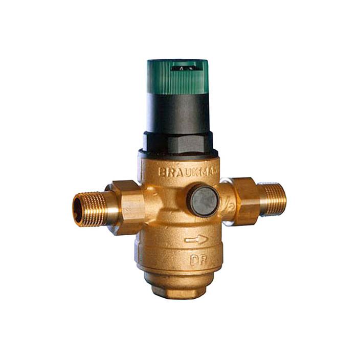 Клапан понижения давления Honeywell (D06F-1 1/4B)