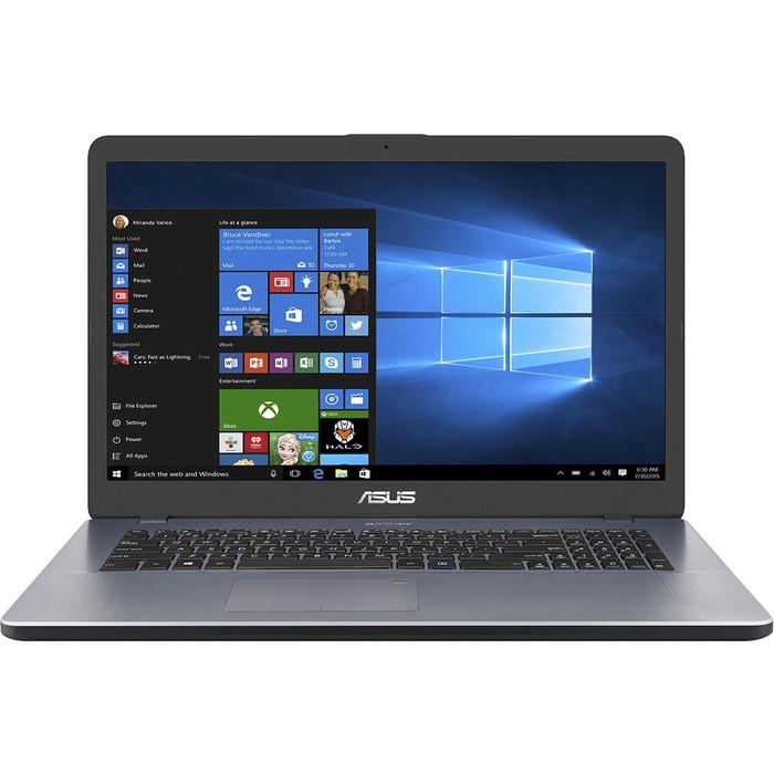 Ноутбук Asus VivoBook X705MA-BX014T Pentium N5000/4Gb/1Tb/Intel UHD Graphics 605/17.3/HD+/Windows 10 (90NB0IF2-M00700)