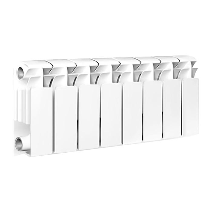 Радиатор алюминиевый Oasis 200/100 8 секции (4670004375013) oasis softi 4000mah 23100 35 page 8