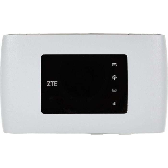 4G Wi-Fi-роутер ZTE MF920RU белый интернет центр zte mf283ru белый
