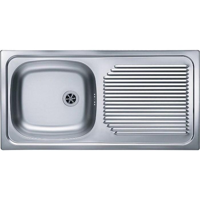 Мойка кухонная Alveus Basic 60 нержавеющая сталь (1008843)