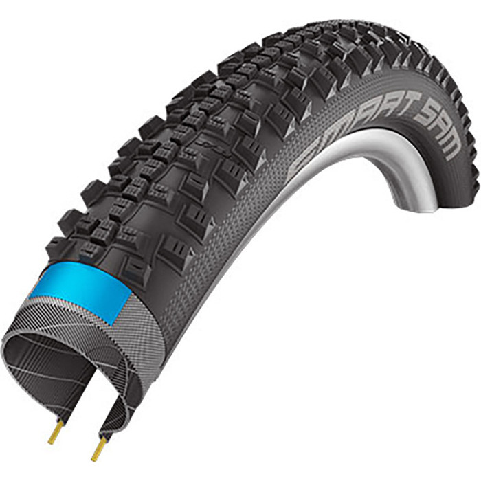 Велопокрышка SCHWALBE SMART SAM Performance Folding 57-559 (26х2,25)