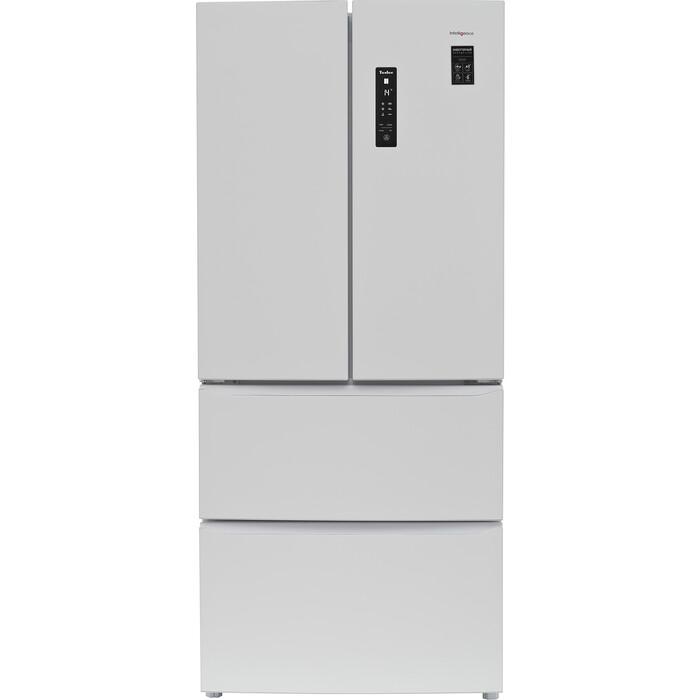 Холодильник Tesler RFD-430I WHITE плита tesler peo 01 white