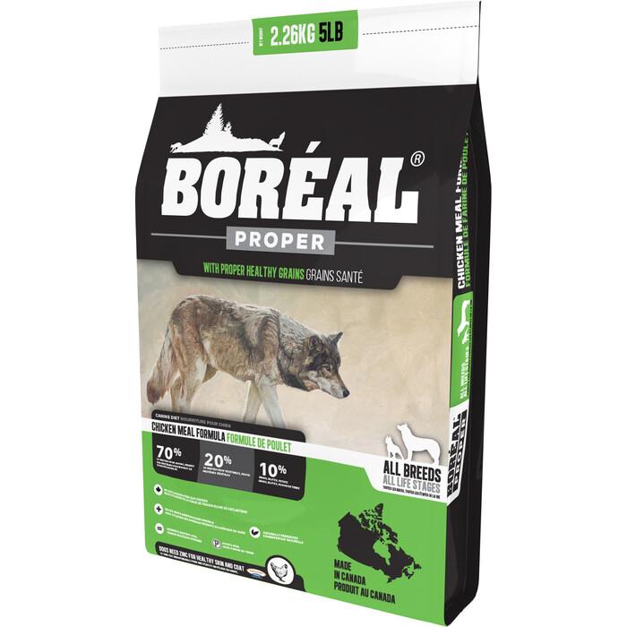 Сухой корм Boreal Proper для собак всех пород с курицей 2,26кг