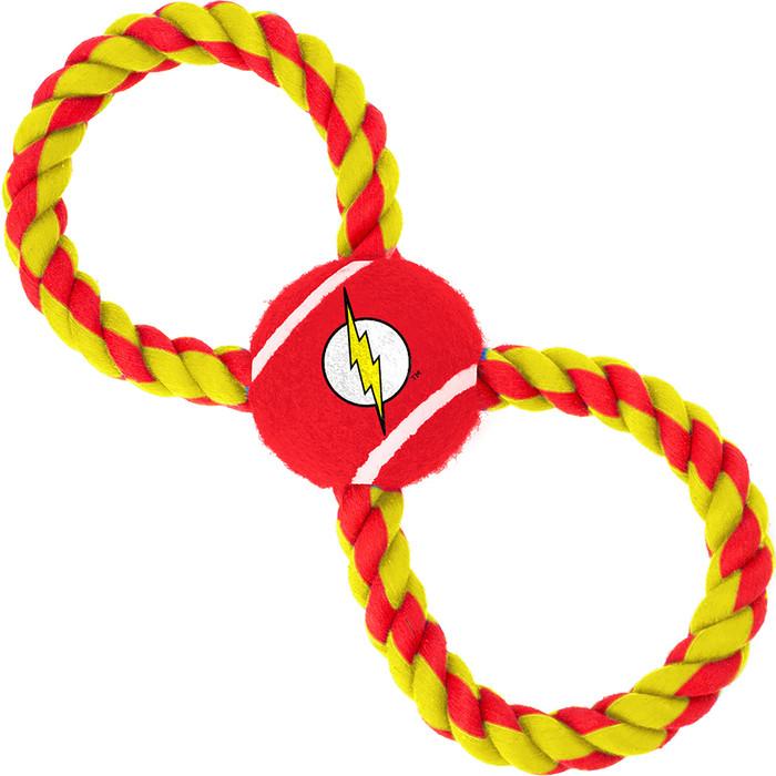 Игрушка Buckle-Down Флэш мячик на верёвке