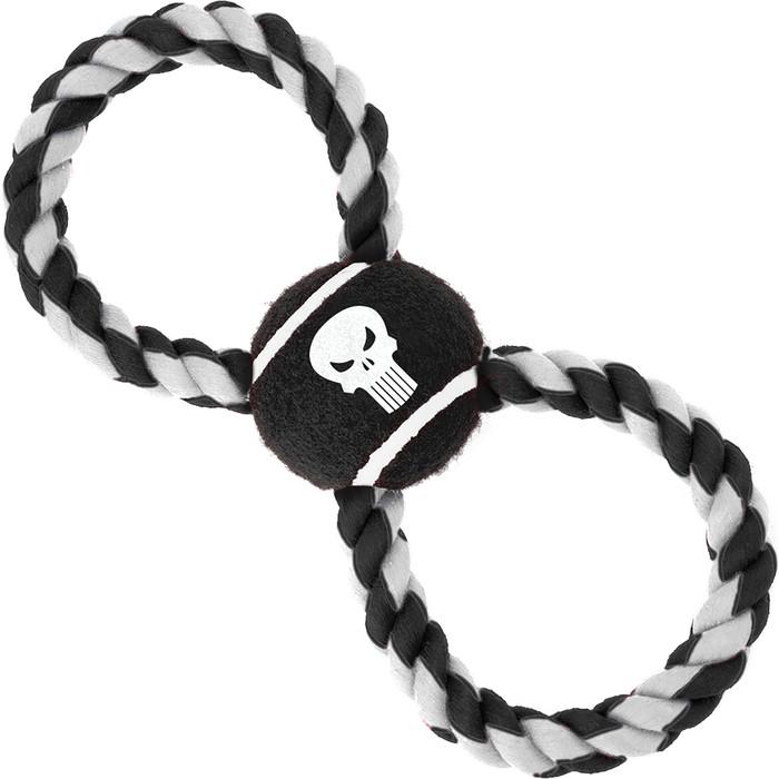 Игрушка Buckle-Down Каратель мячик на верёвке
